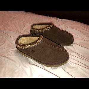 brown ugg slippers